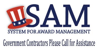Home Master Water Filter SAM System for Award Management Government Contractor