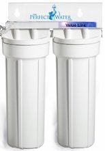 Value Line 2 Stage Water Filter (Enhanced Chemical Protection)